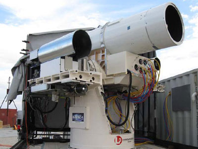 ​Boeing 'beam control system' to boost US navy laser accuracy