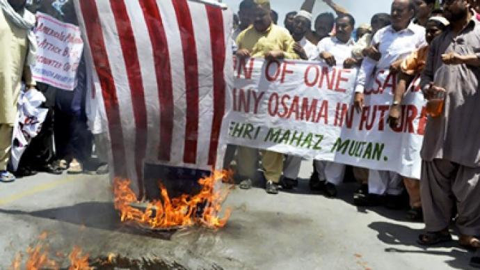 Bin Laden killing puts Pakistani peace at risk
