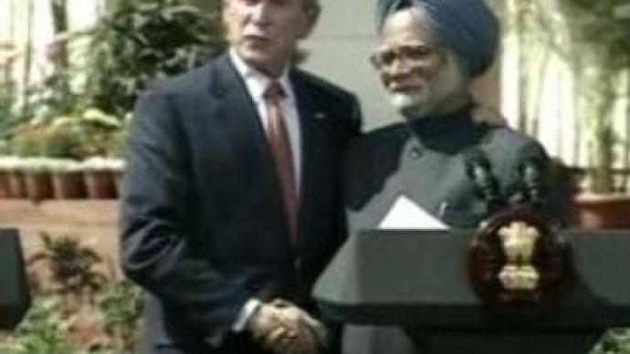 U.S. panel backs India nuclear deal