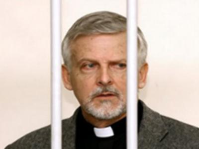 U.S. Pastor jailed in Russia