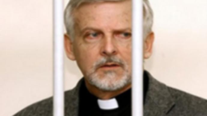 U.S. Pastor jailed in Russia