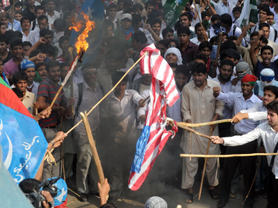 Prophet protests: LIVE anti-Western rallies timeline (PHOTOS)