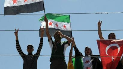 'World being readied for aggression against Syria'