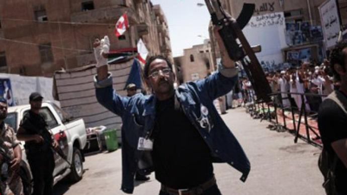 US recognizes opposition council as legitimate Libyan government
