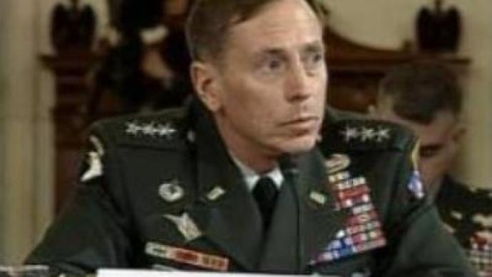 U.S. Senate approves its new U.S. Commander in Iraq