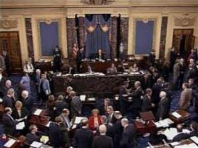 US Senate backs troop withdrawal from Iraq in March