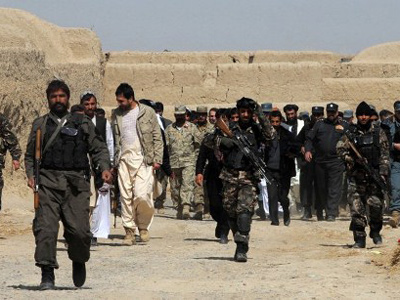 Gunmen in Afghan uniform kill three NATO troops