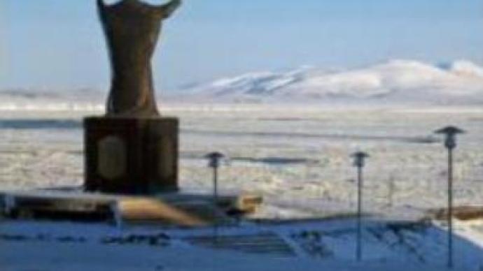 U.S. students get a feel of Chukotka