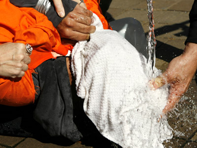 Former CIA lawyer says Bush didn't know about waterboarding