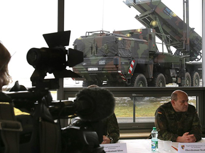 Germany begins deployment of Patriot missiles to Turkey