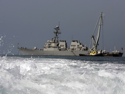 US deploying warships to Libyan coast