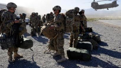 Afghan army – ready or not, you're in charge