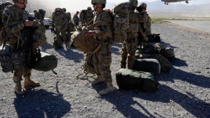 US lingering on Afghanistan's doorstep