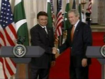 USA shifts policy towards Pakistan