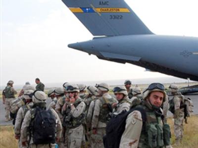 U.S.'s Iraq plans disrupted by Georgian withdrawal