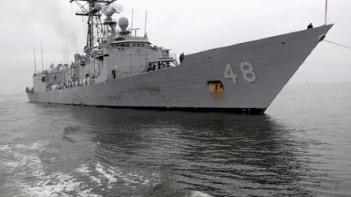 Drunken sailors: US frigate commander fired over crew's Russian bender