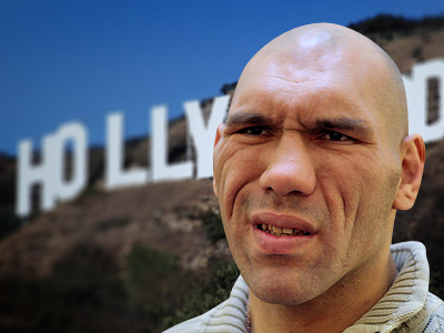 "Heavyweight champ Valuev refused to be used by ""sly"" X-Men producers"
