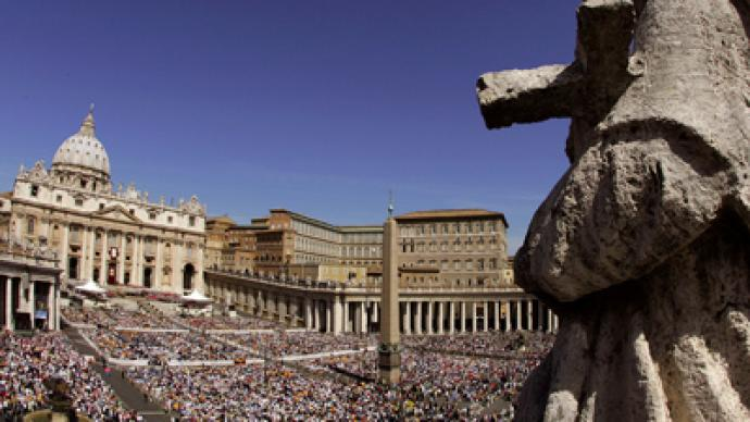 No cards in Vatican: Holy state turns 'cash only'