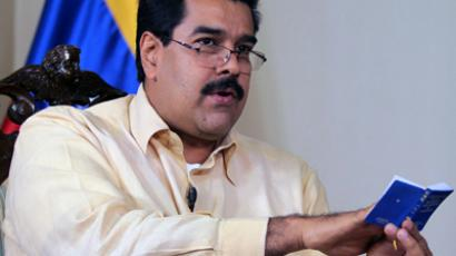Venezuelan currency devalued by a third