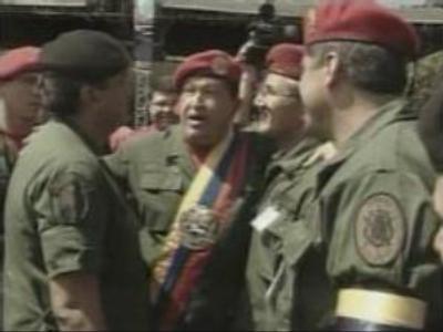Venezuela recalls the 1992 coup attempt