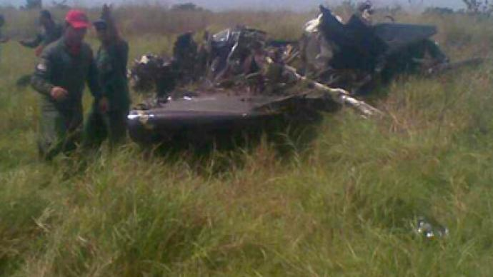 One dead in Venezuelan mid-air air force collision (PHOTOS)