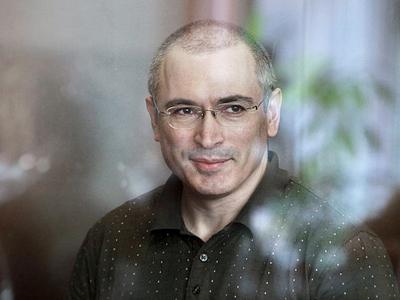 Khodorkovsky sentenced to 13.5 years