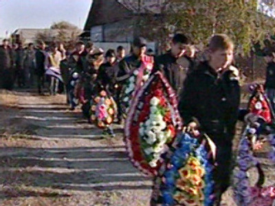 Victims of school tragedy buried