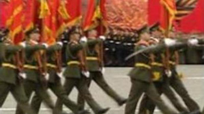 Victory Day parade: linking past and present