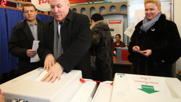 Doubts over Russian poll fairness? Check pre-election research