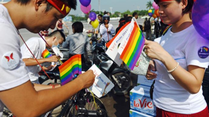 Vietnam hosts first-ever LGBT parade: Same-sex marriage law to follow?