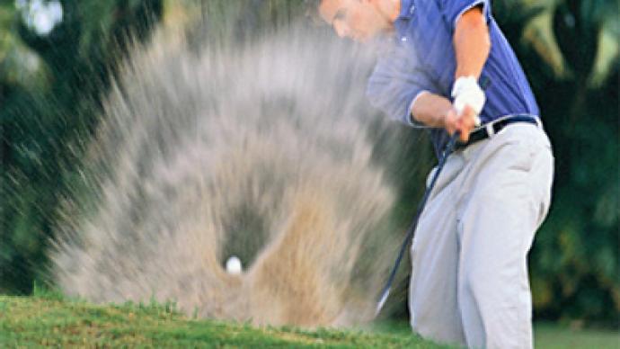 Vietnam's economy under threat by golf
