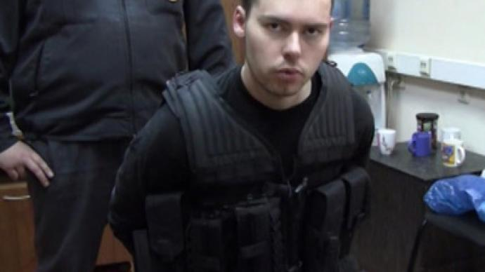 Moscow killer told of homicidal urges before shooting spree