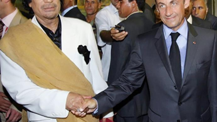 Anti-Gaddafi plot conceived in Paris – Voltaire Network