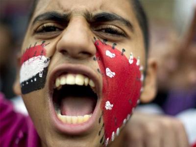 Payback for paid revolution? Egyptian police raid US NGOs