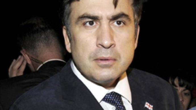 "Washington Post: ""Georgians question Saakashvili's actions"""