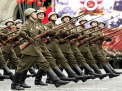 Watch the Victory Day Parade broadcast LIVE!