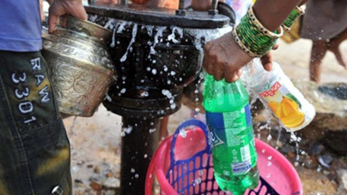 Indians lack water despite economic boom