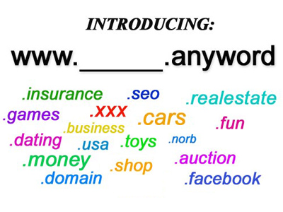 Eyeing the 'dots': Domain name explosion to revolutionize web surfing