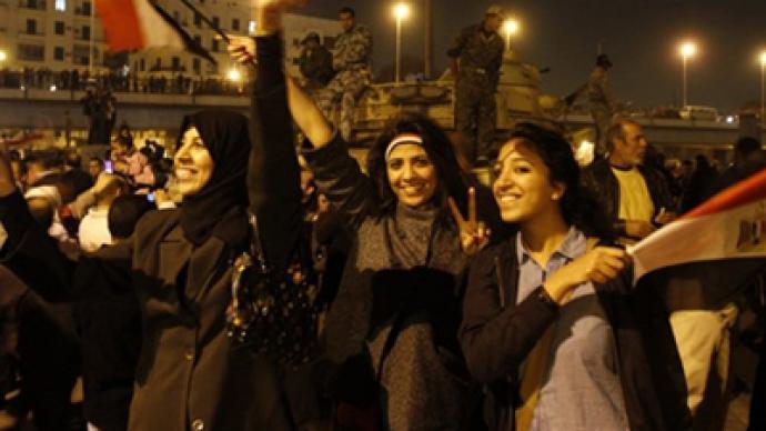 Egypt celebrates Mubarak's resignation amid outcry over Western hypocrisy