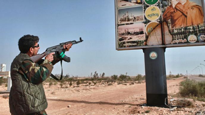 Money as a weapon in West's war on Libya