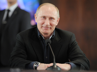 Putin's inauguration party to showcase national dishes