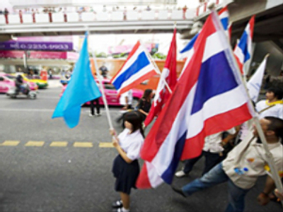 What's going on in Thailand?