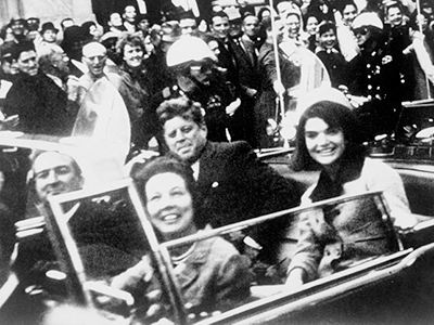 "Russian man ""knows who killed JFK"""