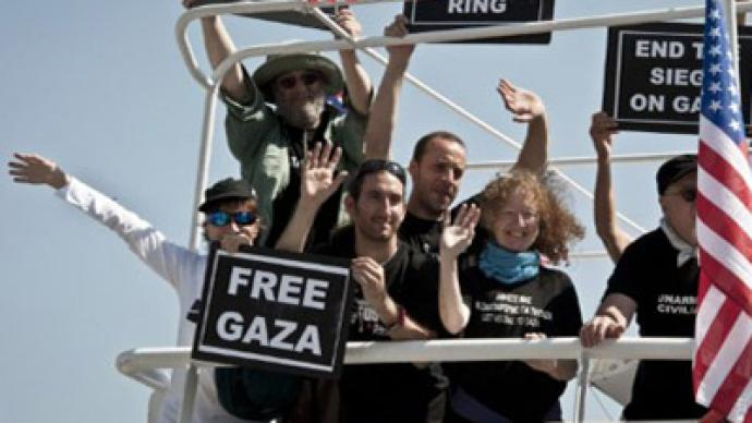 Why is the flotilla heading for Gaza to break the blockade?