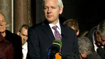 Exclusive TV series hosted by Julian Assange to premiere on RT in March