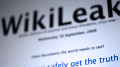 WikiLeaks releases thousands of classified cables