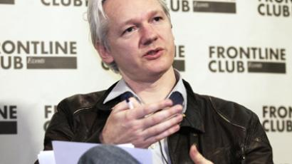 'Not for Pub': US drew up secret Assange charges – Stratfor leak