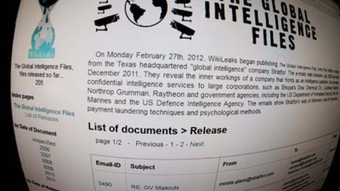 WikiLeaks launches crusade over financial blockade