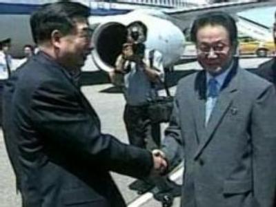 World community pushes North Korea on talks