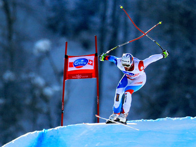 American alpine skier tops Moscow World Cup event